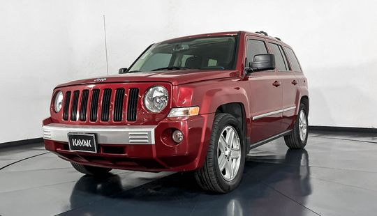Jeep Patriot Limited-2010