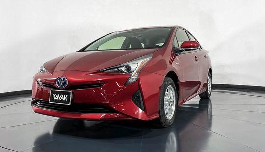 Toyota Prius Premiun Híbrido Sedan-2017