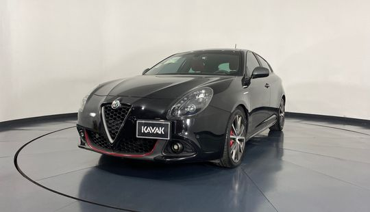 Alfa Romeo Hacth Back  Giulietta Veloce 2018