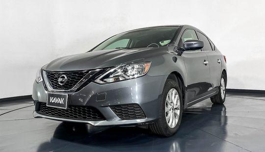 Nissan Sentra Sense-2017