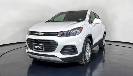 Chevrolet Trax LT (Cambio de línea)-2017