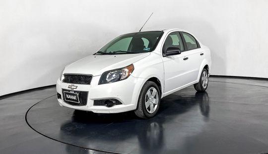 Chevrolet Aveo LT-2016