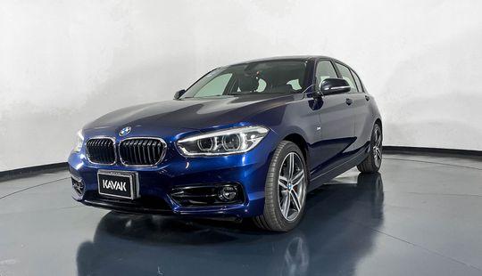 BMW Serie 1 Hatch Back 120i Sport Line-2018