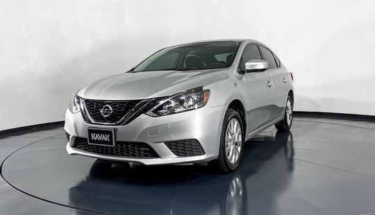 Nissan Sentra Sense-2019
