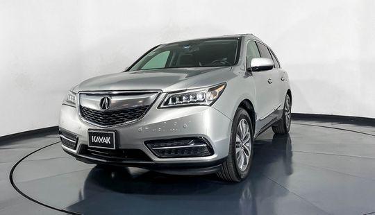 Acura MDX Tech-2014