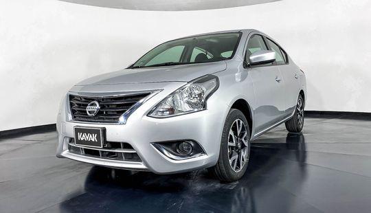 Nissan Versa Advance-2019