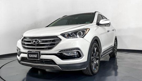 Hyundai Santa Fe Sport-2017