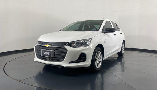 Chevrolet Onix LS-2021
