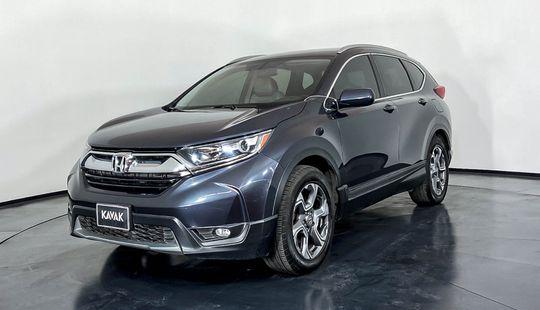 Honda CR-V Turbo Plus-2017