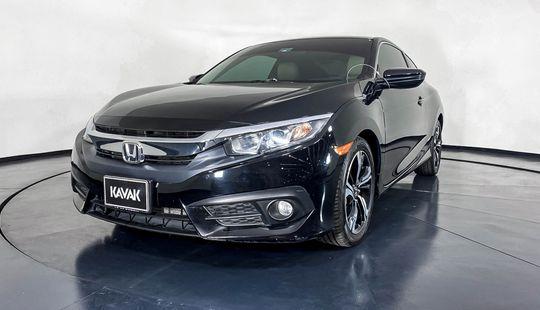 Honda Civic Coupé Turbo-2018
