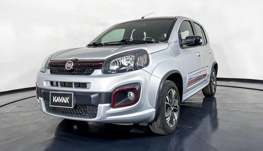 Fiat Uno Hatch Back Sporting-2017