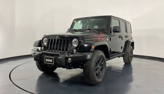 Jeep Wrangler Unlimited Backcountry-2016
