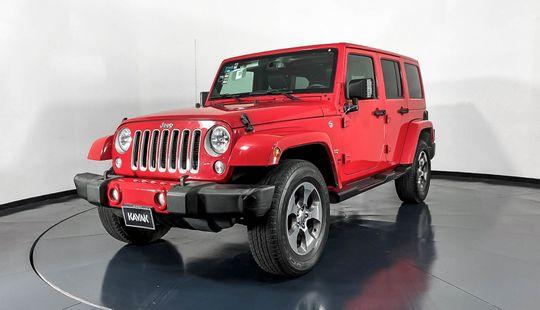 Jeep Wrangler Unlimited Sahara-2016