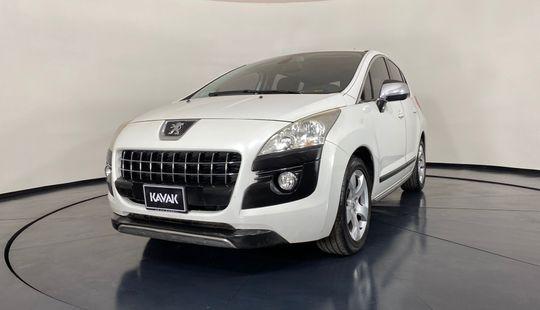 Peugeot 3008 Allure-2012