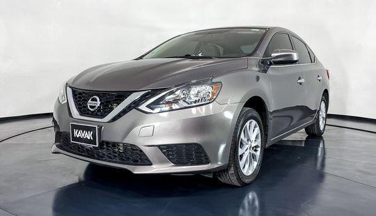Nissan Sentra Sense-2018