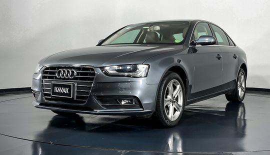 Audi A4 Trendy Plus-2014