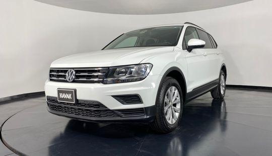 Volkswagen Tiguan Trendline Plus-2018