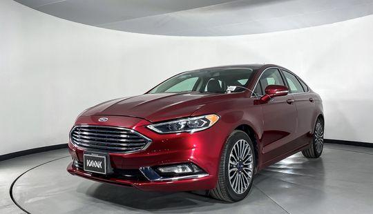 Ford Fusion SE Luxury Plus-2017