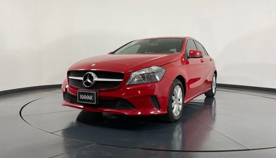 Mercedes Benz Clase A A200-2016