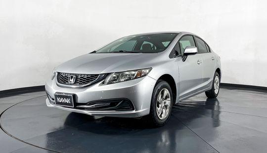 Honda Civic LX-2013