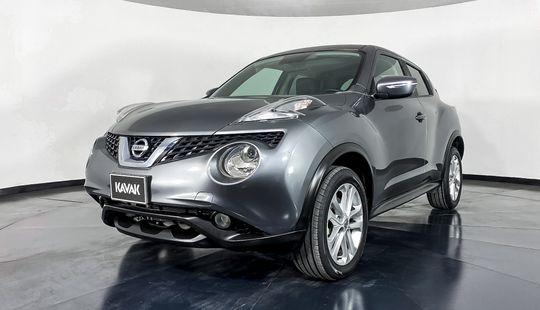 Nissan Juke Exclusive-2016