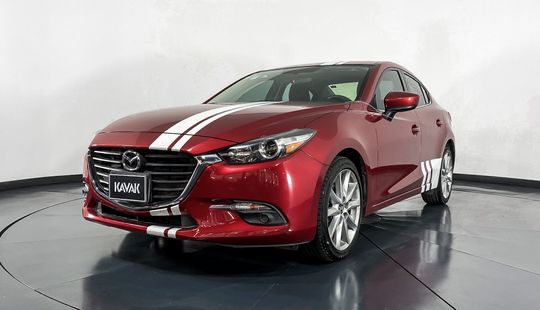 Mazda 3 s-2018