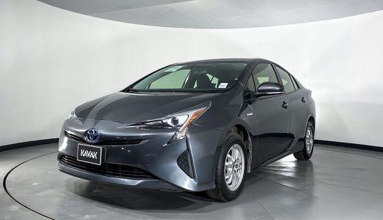 Toyota Prius Hatch Back Base Híbrido-2017