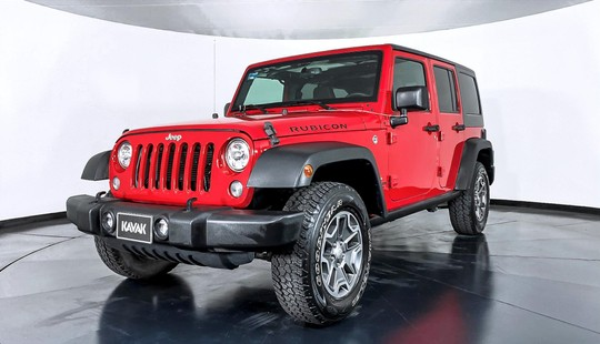 Jeep Wrangler Unlimited Rubicon-2017