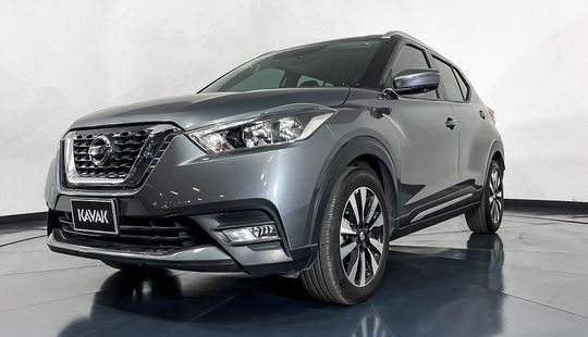 Nissan Kicks Exclusive-2019