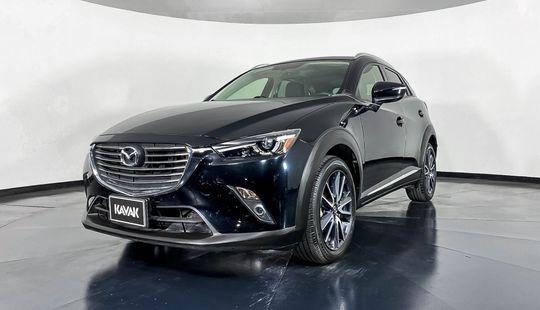 Mazda CX-3 I Grand Touring-2018