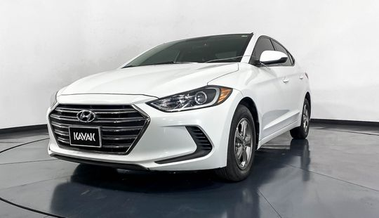 Hyundai Elantra GLS TA-2018