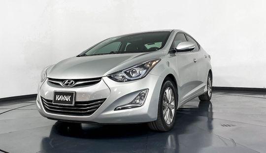 Hyundai Elantra Limited-2015