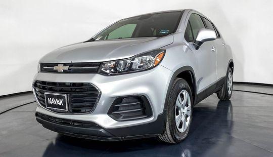 Chevrolet Trax LS (Cambio de línea)-2017