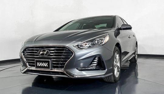 Hyundai Sonata Limited-2018