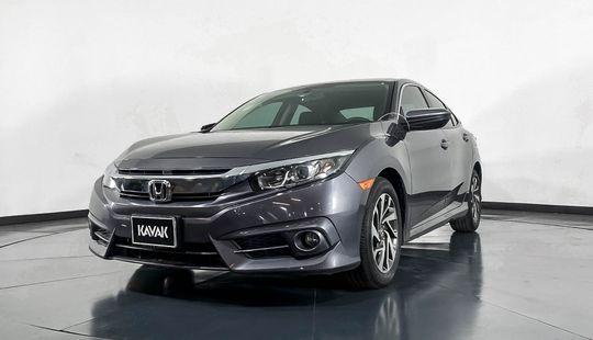 Honda Civic EX-2017