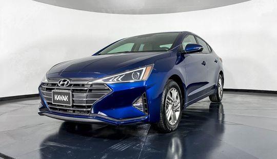Hyundai Elantra GLS Premium-2019