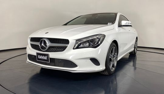 Mercedes Benz Clase CLA Coupe CLA200 CGI Sport-2019