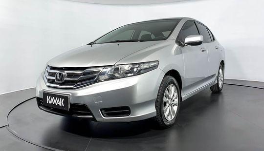Honda City LX-2013