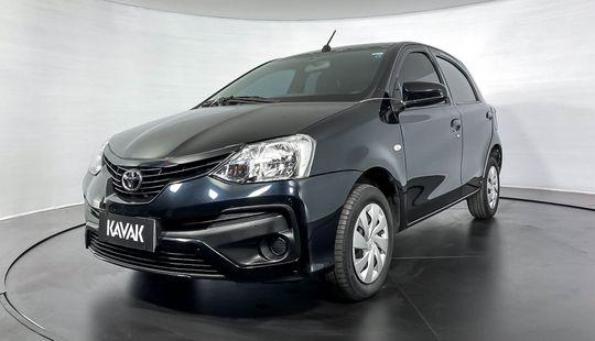 Toyota Etios X 2018