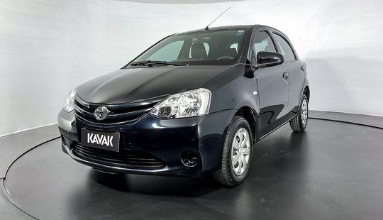 Toyota Etios XS-2015