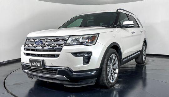 Ford Explorer Limited-2018