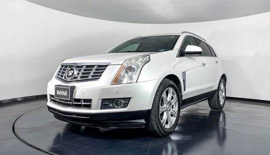 Cadillac SRX Premium-2015