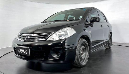 Nissan Tiida SEDAN-2012