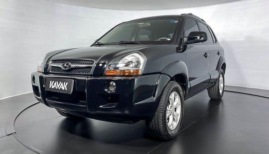 Hyundai Tucson MPFI GLS 2WD 2014