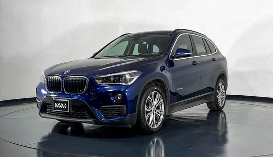 BMW X1 18i-2018