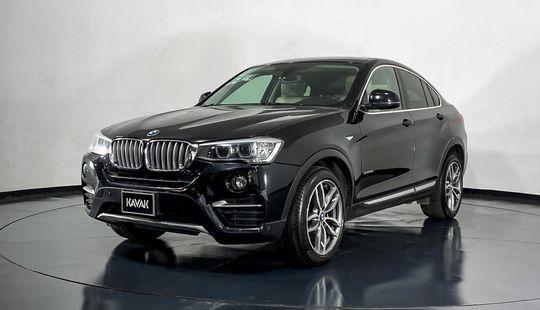 BMW X4 28i X Line-2016