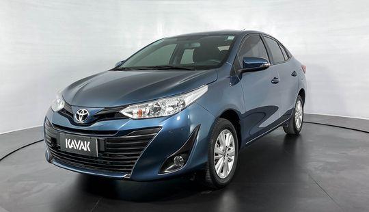 Toyota Yaris SEDAN XL MULTIDRIVE 2019