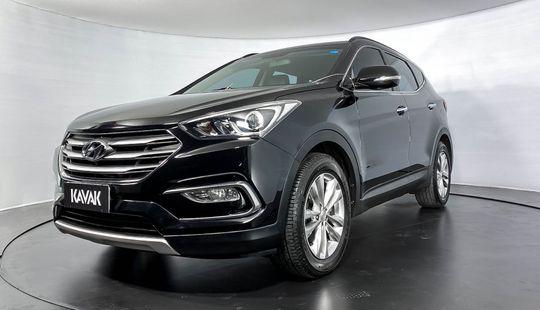 Hyundai Santa Fé MPFI V6-2016